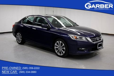 Pre-Owned 2015 Honda Accord Sport 2.4T