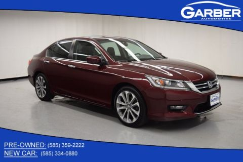 Pre-Owned 2014 Honda Accord Sport 2.4T