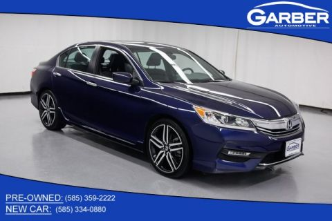 Pre-Owned 2017 Honda Accord Sport 2.4T