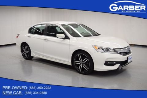 Pre-Owned 2016 Honda Accord Sport 2.4T