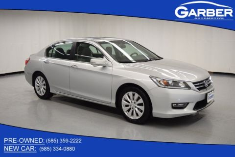 Pre-Owned 2013 Honda Accord EX-L 2.4T