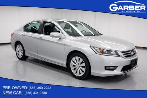 Pre-Owned 2014 Honda Accord EX-L 2.4T