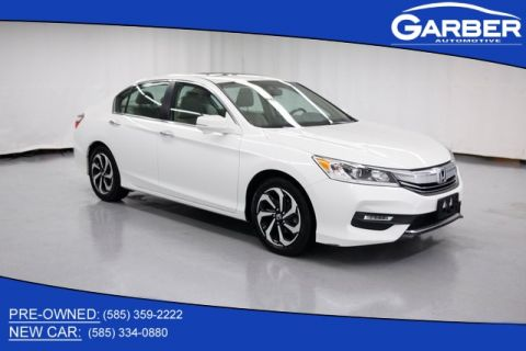 Pre-Owned 2017 Honda Accord EX-L 2.4T