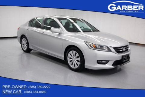 Pre-Owned 2014 Honda Accord EX-L 2.4T FWD 4D Sedan