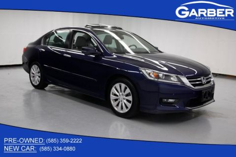 Pre-Owned 2015 Honda Accord EX-L 2.4T