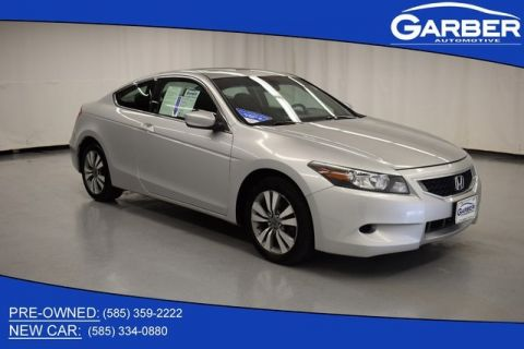 Pre-Owned 2009 Honda Accord EX-L 2.4T
