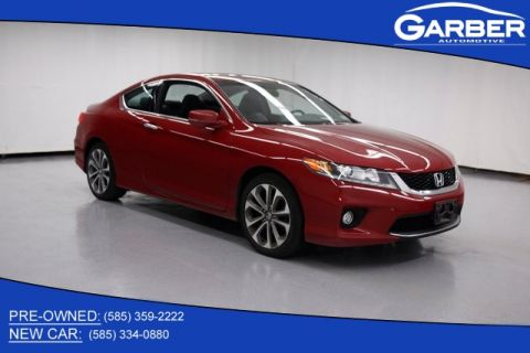 Pre-Owned 2013 Honda Accord EX-L 3.5T