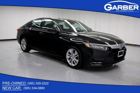 Certified Pre-Owned 2018 Honda Accord LX FWD 4D Sedan