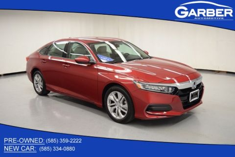 Certified Pre-Owned 2019 Honda Accord LX