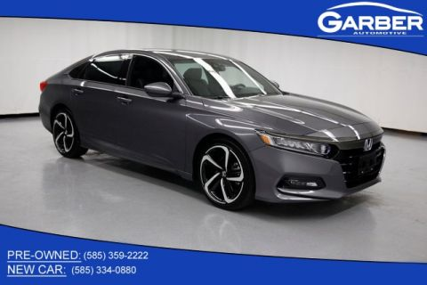 Pre-Owned 2018 Honda Accord Sport 1.5T