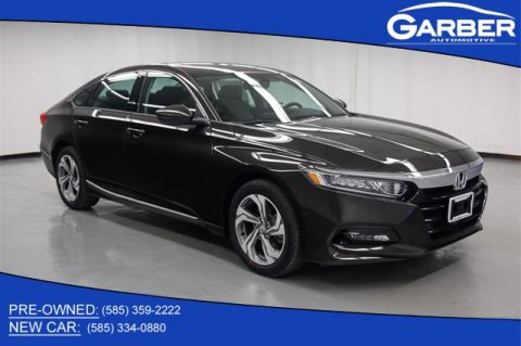 New 2018 Honda Accord EX-L 2.0T With Navigation