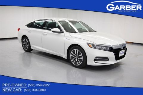 New 2019 Honda Accord Hybrid FWD 4D Sedan
