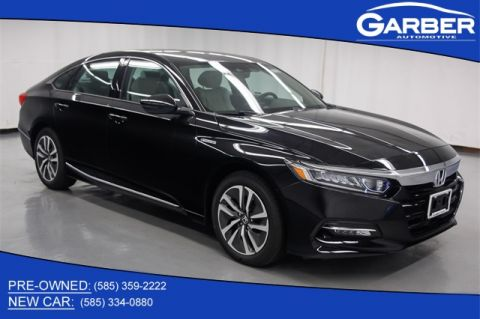 New 2018 Honda Accord Hybrid EX-L 2.0T