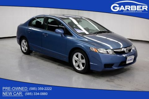 Pre-Owned 2009 Honda Civic LX-S