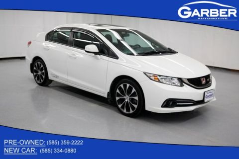 Pre-Owned 2013 Honda Civic Si FWD 4D Sedan