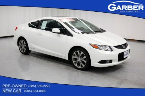 Pre-Owned 2012 Honda Civic Si
