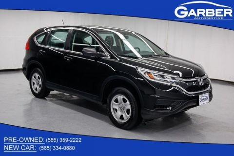 Pre-Owned 2016 Honda CR-V LX AWD