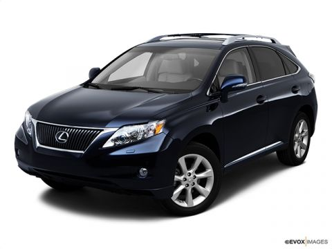 Pre-Owned 2010 Lexus RX 350 Base AWD