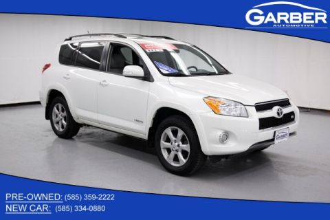 Pre-Owned 2012 Toyota RAV4 Limited 4WD