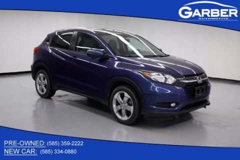 Pre-Owned 2017 Honda HR-V EX-L With Navigation & AWD