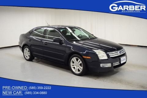 Pre-Owned 2009 Ford Fusion SEL FWD 4D Sedan