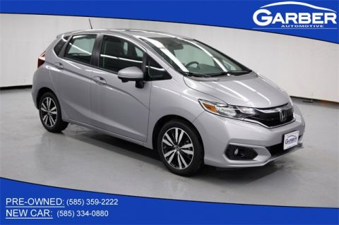 New 2019 Honda Fit EX FWD 4D Hatchback