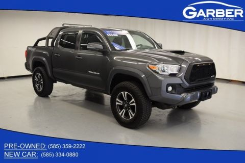Pre-Owned 2016 Toyota Tacoma TRD Sport 4WD