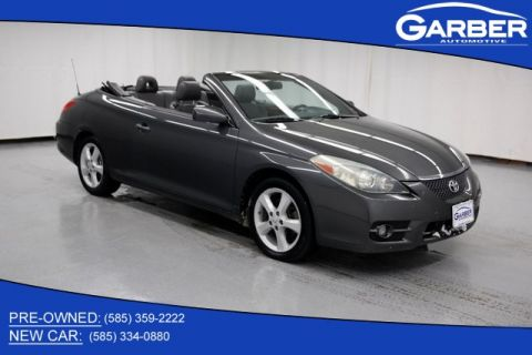 Pre-Owned 2007 Toyota Camry Solara FWD 2D Convertible