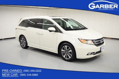 Pre-Owned 2014 Honda Odyssey Touring With Navigation