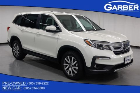 New 2019 Honda Pilot EX-L With Navigation & AWD