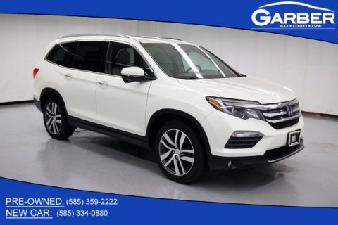 Certified Pre-Owned 2016 Honda Pilot Touring 8P