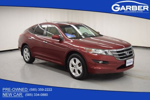 Pre-Owned 2011 Honda Accord Crosstour EX-L 3.5T