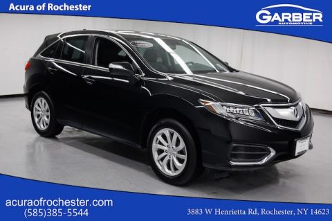 Certified Pre-Owned 2016 Acura RDX w/Technology AWD