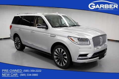 Pre-Owned 2018 Lincoln Navigator Select With Navigation & 4WD
