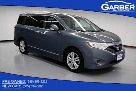 Pre-Owned 2011 Nissan Quest 3.5 LE