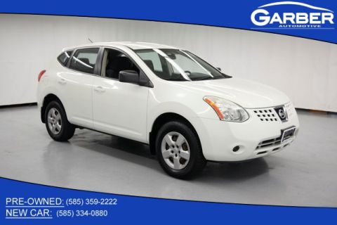 Pre-Owned 2009 Nissan Rogue S AWD