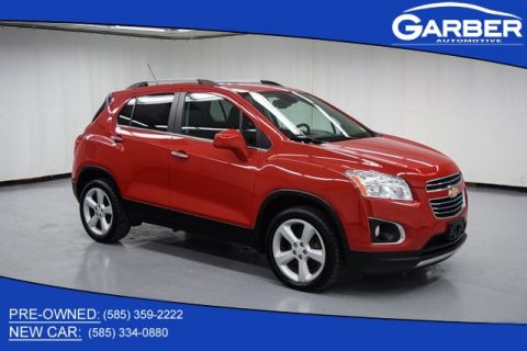 Pre-Owned 2016 Chevrolet Trax LTZ AWD