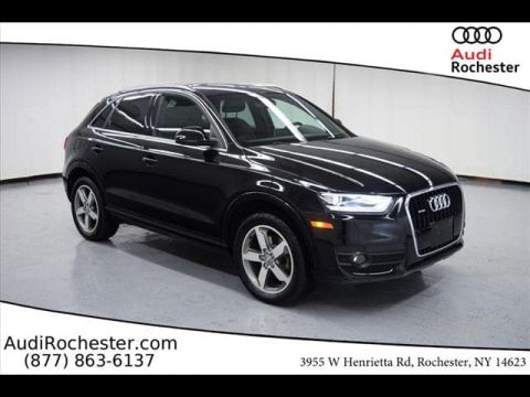 Pre-Owned 2015 Audi Q3 2.0T Quattro Premium Plus