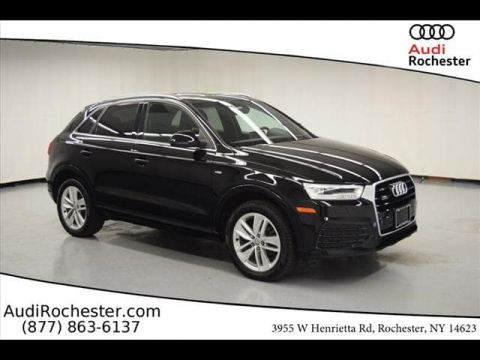 Pre-Owned 2018 Audi Q3 2.0T Quattro Premium Plus