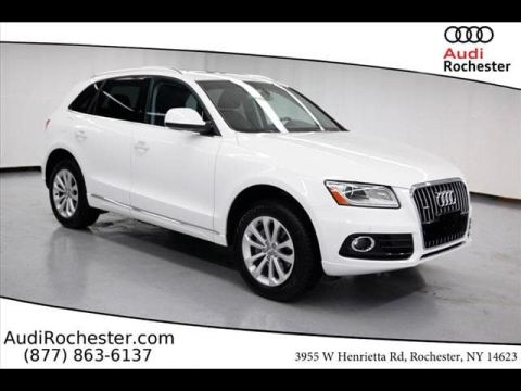 Certified Pre-Owned 2016 Audi Q5 2.0T Quattro Premium Plus