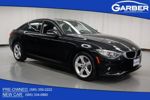 Pre-Owned 2015 BMW 4 Series 428i xDrive Gran Coupe AWD