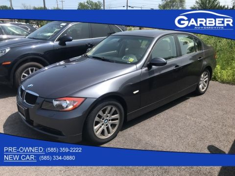 Pre-Owned 2006 BMW 3 Series 325xi AWD