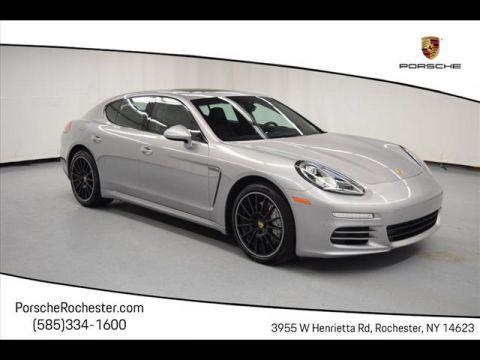 Certified Pre-Owned 2016 Porsche Panamera 4S AWD