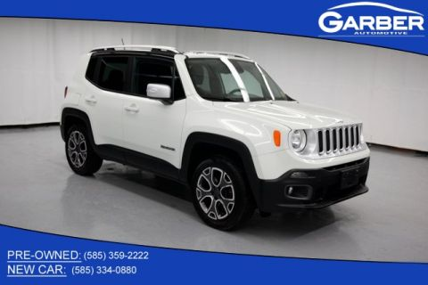 Pre-Owned 2015 Jeep Renegade Limited 4WD
